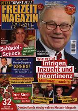Freizeit Magazin Royale 2021 #1 JAN BÖHMERMANN Magazin SELTEN