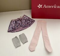 American Isabelle Girl Of The Year 2014 Isabelle's Legwarmers Set NIB New In Box