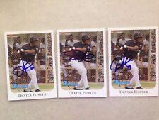 Dexter Fowler Signed Autographed 2006 Bowman Prospect Baseball Card SINGLE AUTO