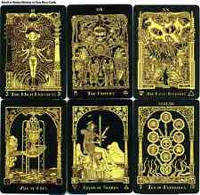 New 7th Edition Azathoth Tarot Deck Cards Nemo's Locker, limited to 1000