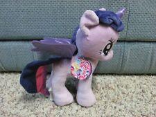 Mu Little Pony Plush Princess Twilight Sparkle 2013 Hasbro Stuffed Animal