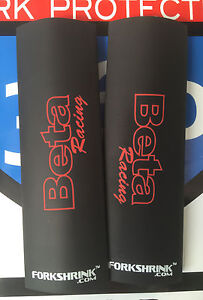 BETA RR 2T 4T 125 250 300 350 390 430 490  All Models - FORK PROTECTION -