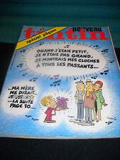 tintin nouveau 82 Journal / Französischer Comic - Zeitschrift  in . Zust. 1