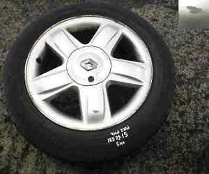 Renault Clio MK2 2001-2006 Alloy Wheel Dynamique Gradiant  3/5 8200109002