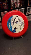 Frisbee Andrea Pazienza - Fandango editore, versione rossa (esiste anche blu)