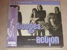 STOOGES - YOU DON'T WANT MY NAME YOU WANT MY ACTION - 4 DISC BOX SET