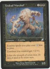 ►Magic-Style◄ MTG - Undead Warchief / Chef de guerre mort-vivant - Scourge - NM