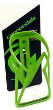 Cannondale 2019 Nylon Speed C Water Bottle Cage - Green/Black - CP5158U31OS