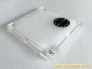 WATCH DIAL STAND BASE FOR WATCH REPAIR. WATCH REPAIRERS DIAL STAND.