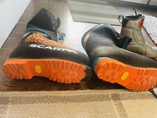 Scarpa Men's Phantom 8000 High Altitude Mountaineering Boot Eu 39 Us W 7.5 M 6.5