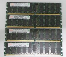 16 GB KIT (4X4GB) Hynix PC2-5300P 667 MHz 2Rx4 server di memoria ecc registro