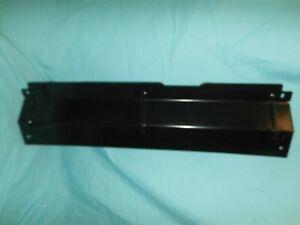Dishwasher Kenmore KitchenAid steel Toe Kick Plate cover W10871196 8558252 O3