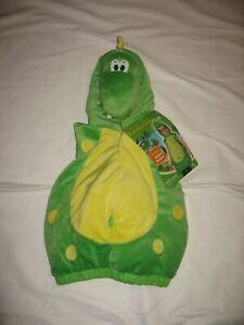 Krokodil Kostüm Verkleidung Kinder Gr. 80/86