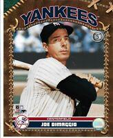 Joe DiMaggio # 5 New York Yankees Photo 8X10 Centerfielder