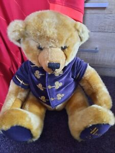 "Harrods Limited Edition Millenium 13"" Bear - 2000"