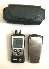 Testo 510 Differential Pressure Manometer (Pre-Owned)