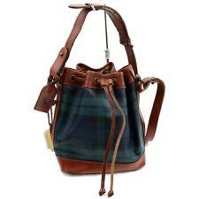 Polo Ralph Lauren Shoulder Bag  Greens PVC 1304220
