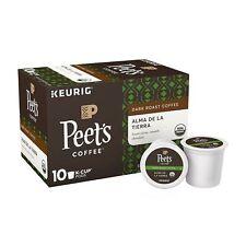 Peet's Coffee Organic Alma de la Tierra Organic Dark Roast K-cups - 60 ct.