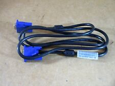 LOT OF 100 15 Pin SVGA VGA Monitor Male To Male M/M Cable Cord for PC TV 5ft