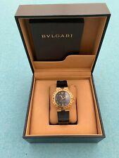 Bvlgari Diagono Scuba 18K Gold Watch
