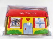 Baby Gund Color Fun Photo Album  My Family 4050472 Plush Baby Book