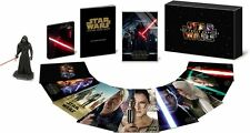 Star Wars Episode VII The Force Awakens Blu-ray MovieNEX Premium BOX JAPAN
