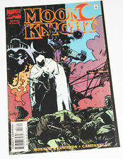 Signed Autographed Tommy Lee Edwards - Moon Knight #3 Marvel Comics 1998