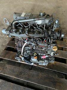 Yanmar 4TNE86 engine