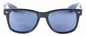 Classic Style Full Lens (No Bifocal) Reading Sunglasses for Men and Women
