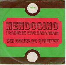 7inch SIR DOUGLAS QUNTET mendocino HOLLAND EX 1968