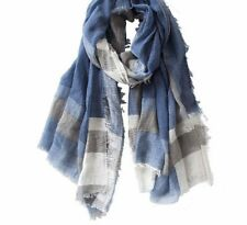 Classical Fashionable Winter Scarfs Plaids Pattern Comfortable For Men And Women