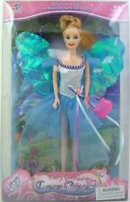 "Fairy Princess Play Doll Size 11.5"" Assorted Colors Sent At Random"