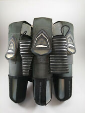 Empire 3+4 Paintball Harness and 7 Viewloader 140round pods