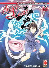 ANGEL HEART n°  5 - La nuova serie di City Hunter