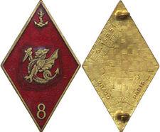 8° Régiment Parachutistes d'Infanterie de Marine, losange, Drago 1595 (4063)