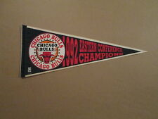 NBA Chicago Bulls Vintage 1992 Eastern Conf.Champions Pennant#1