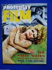 March Photoplay Film & TV Magazines