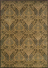 "2x8 Sphinx Damask Persian Green 4464A Oriental Area Rug - Approx 1' 10"" x 7' 6"""