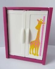 Playmobil DOLLSHOUSE Mobilier: armoire pour chambre d'enfant NEUF