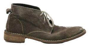 Cole Haan Graydon Men's Chukka Desert Boot Olive Suede Lace Up C09521 Sz 11.5 M