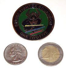 Challenge Coin - USN, VFA-125, Rough Raiders, Est. 1958, DON, USA