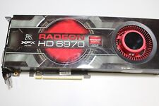 Radeon XFX HD 6970 Graphics Card 2GB 5500Mhz GDDR5 880Mhz GPU HDMI