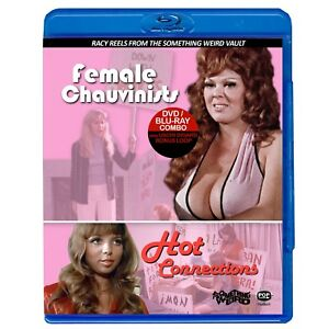 Something Weird Vol. 2: FEMALE CHAUVINISTS / HOT CONNECTIONS (Blu-Ray / DVD)