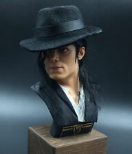 Dandelion 1/3 Scale Michael Jackson Bust Statue W Planted Hair Limited Edition