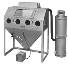 Dry Media Blast Equipment