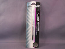Parker roller ball black refills--medium