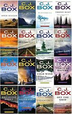 Joe Pickett Series Collection Set Books 1-16 Mass Market Paperback By C J Box