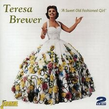Teresa Brewer - Sweet Old Fashioned Girl [New CD]