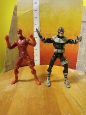 MARVEL LEGENDS TOYBIZ Daredevil & BULLSEYE ANGRY VARIANT action figure lot