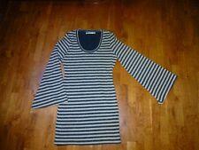 Zara Trafaluc * Lurex + Streifen * Stiefelkleid * Tunika * Longpullover * Kleid